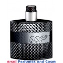 James Bond 007 Eon Productions Generic Oil Perfume 50ML (001166)